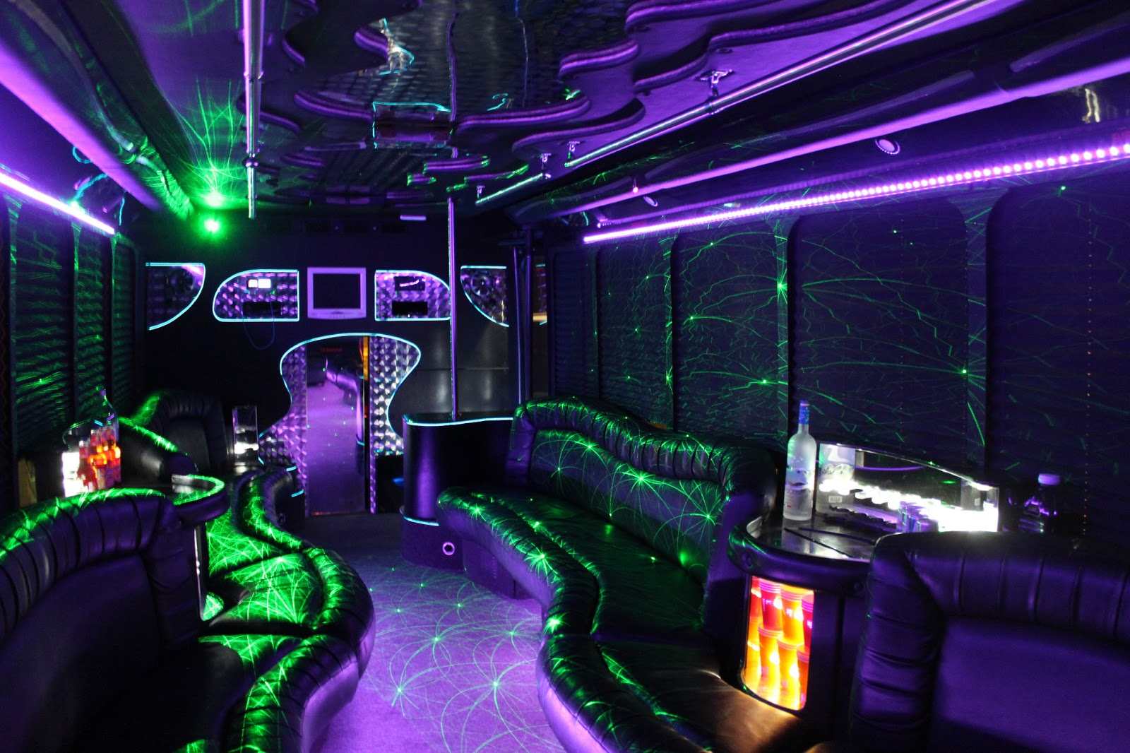 Andover Coach Limousines Party Bus Boston Party bus rentals for