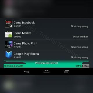 Penyebab Aplikasi Tidak Terpasang Saat Di Install Di Android