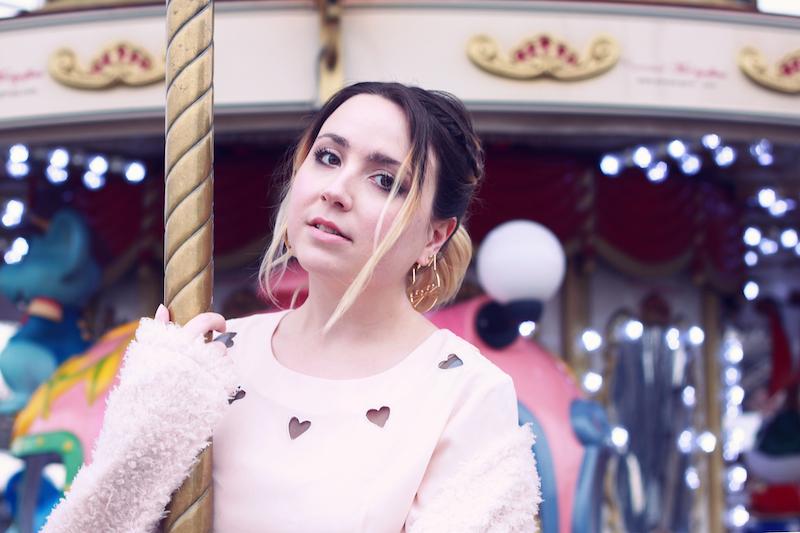 shooting carousel paris robe asos