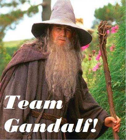 Team Gandalf!