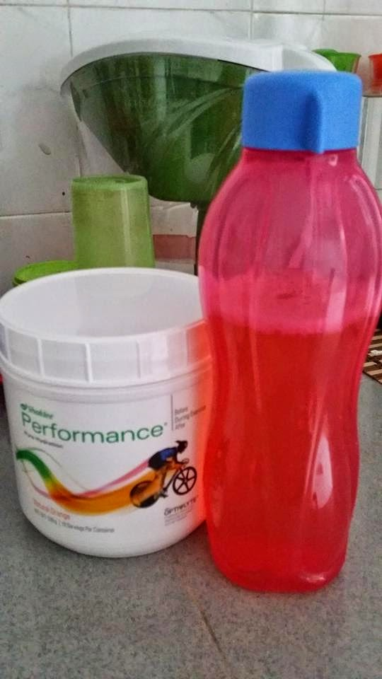 performance drink shaklee