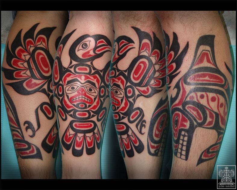 haida tattoo Posted by jean michel manutea at 116 AM