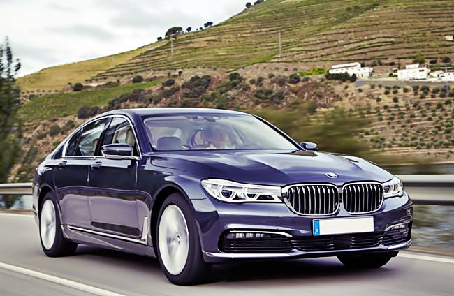 Bmw 730li 4 Cylinder 7 Series Comes To Europe Bmw Redesign