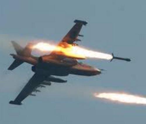 Russian Jet shot by Turkey