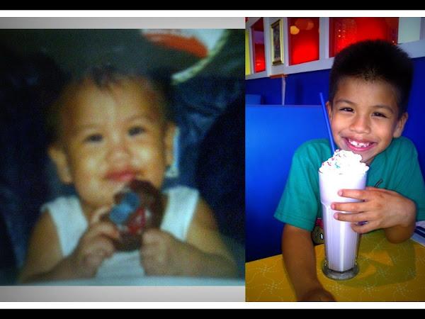 Happy Birthday My Miguelito!!!