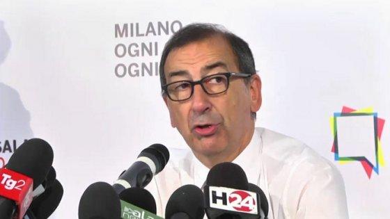 BEPPE SALA SINDACO DEI MILANESI