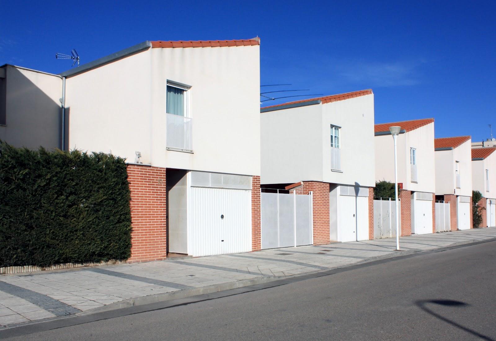 A 4 arquitectura viviendas en hilera brezo 1 cabez n de - Paginas de viviendas ...
