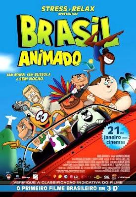 Filme Poster Brasil Animado DVDRip XviD & RMVB Nacional