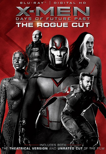 X-Men: Days of Future Past The Rogue Cut (BRRip 720p Dual Latino / Ingles) (2014)
