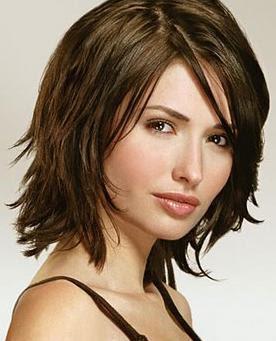 Medium Hairstyle Haircute