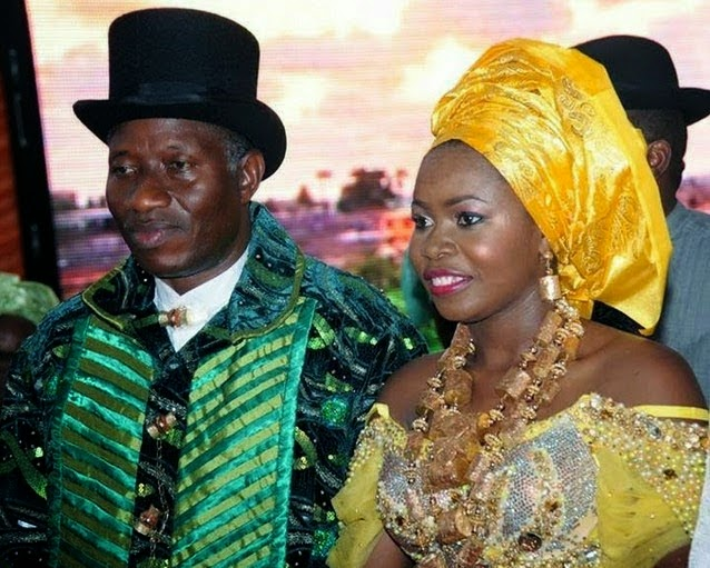 ... Pregnant Daughter Of President Jonathan Gets 80 Cars As Wedding Gift