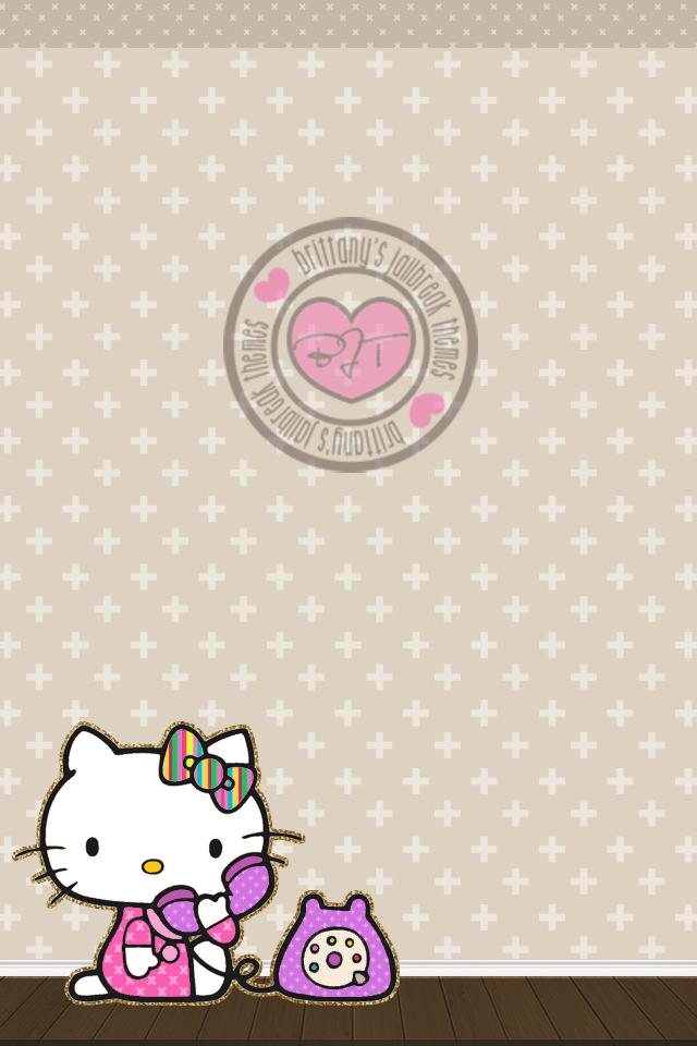 Brittany\'s Themes: Hello Kitty Wallpaper