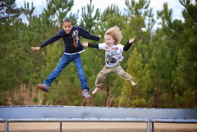 Mamás Full Time jugar aprender campamentos