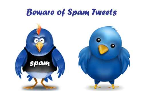 4 Cara Melaporkan Akun Twitter Spam Mudah