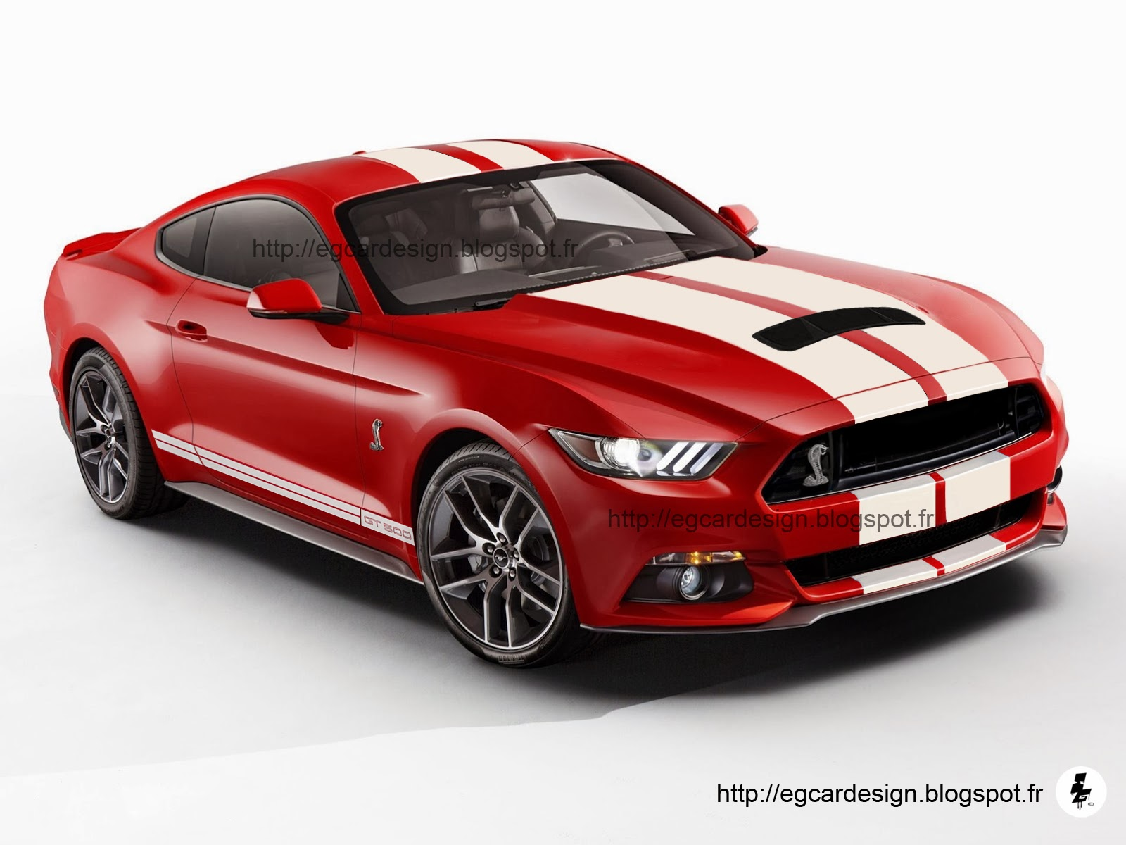 ford mustang shelby gt500 2015 eg cardesign. Black Bedroom Furniture Sets. Home Design Ideas