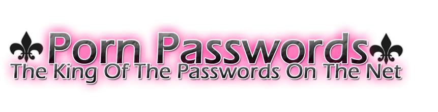 Porn Passwords