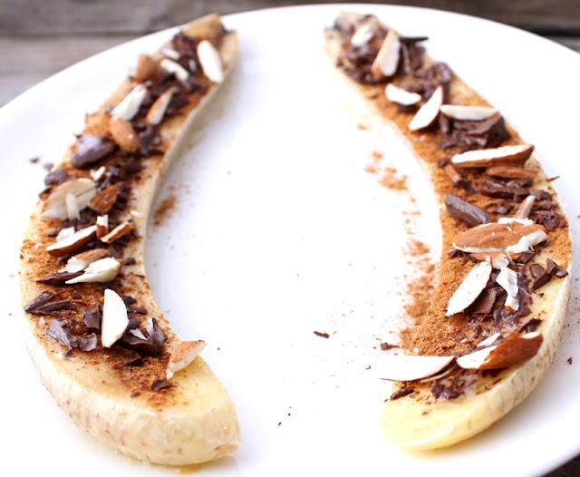 Oppskrift Bakt Banan Enkel Rask Hverdgsmat Dessert Rettibollen Veganmisjonen