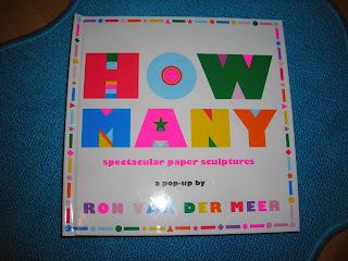 "Kunterbuntes Buchcover von ""How many"""