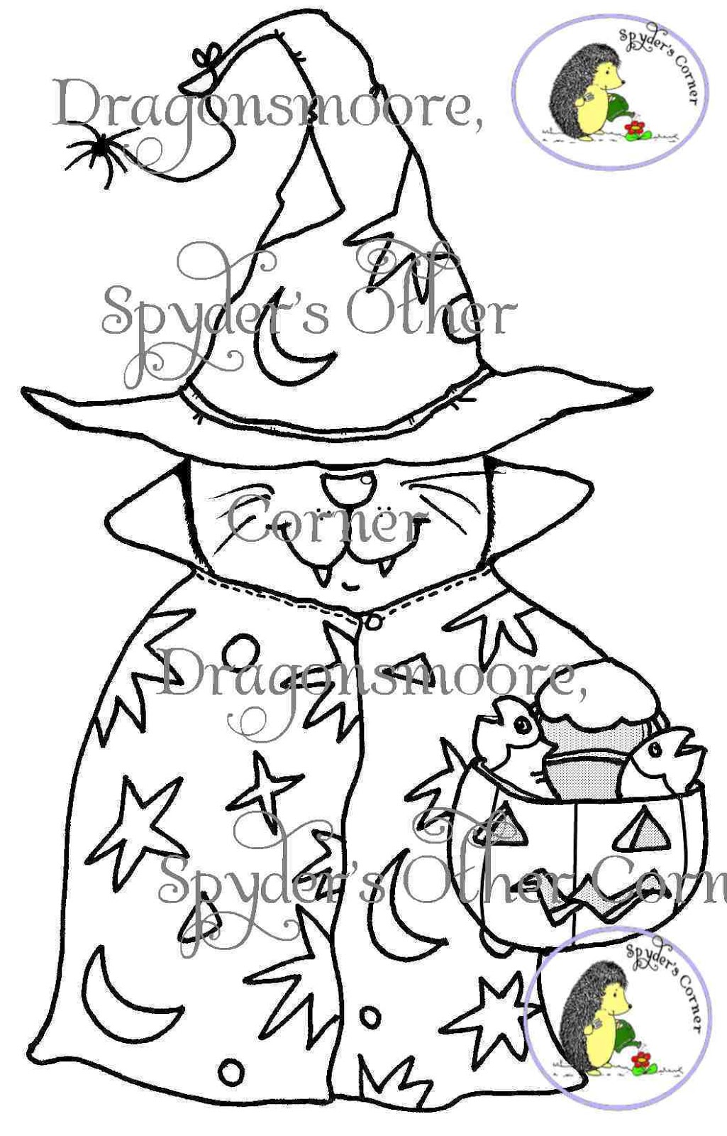 Emo teddy bears coloring pages