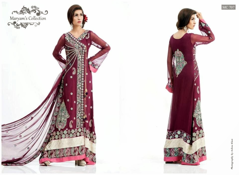Exclusively awesome asian bride outfits by sadaf arshad collection