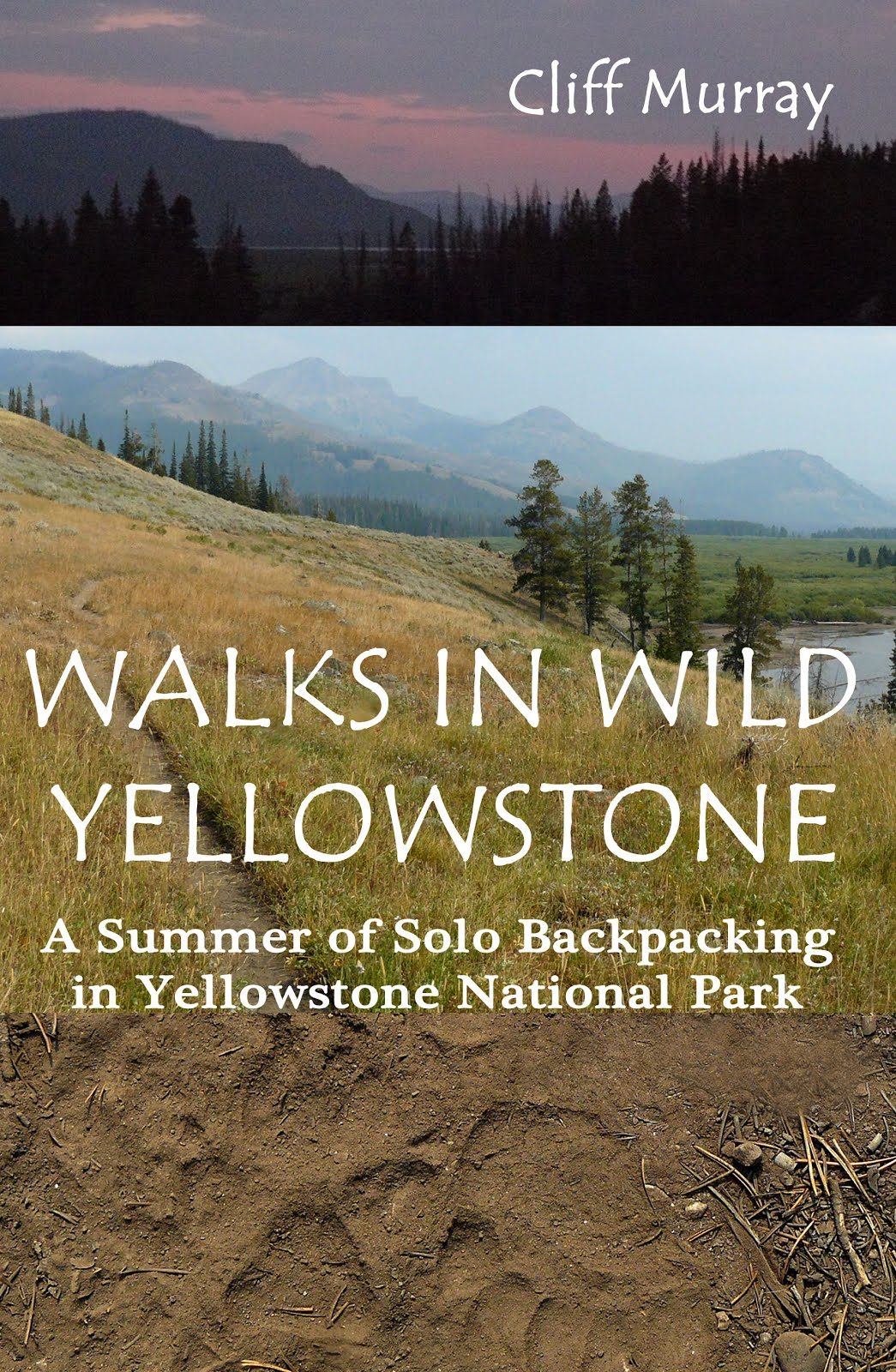 My Yellowstone Book is out!