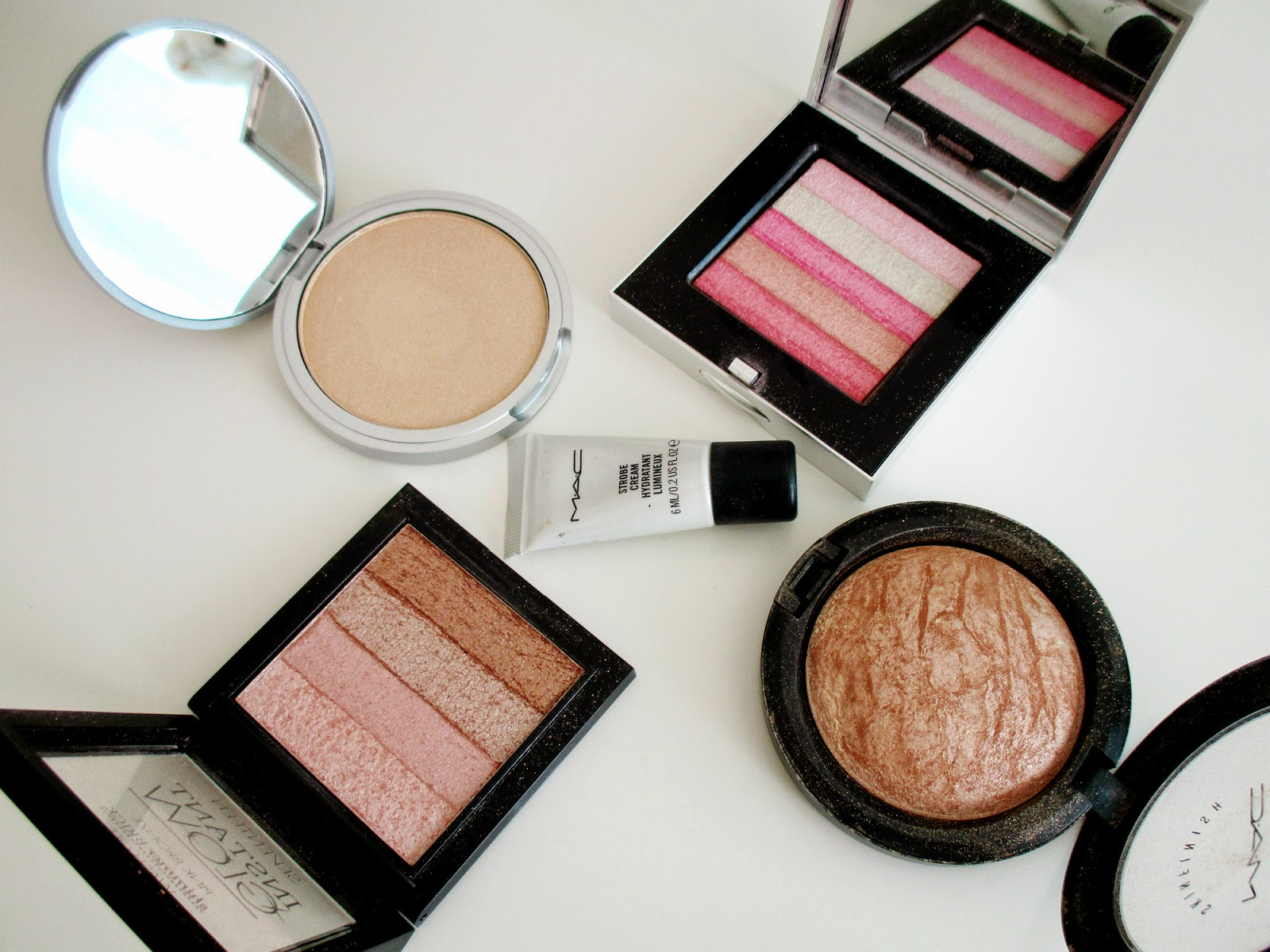 My Top Highlighter Picks to Achieve that Glow