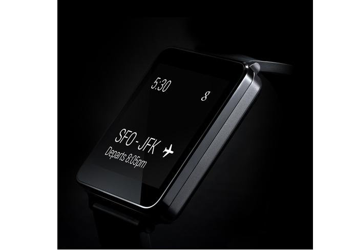 LG anuncia G Watch