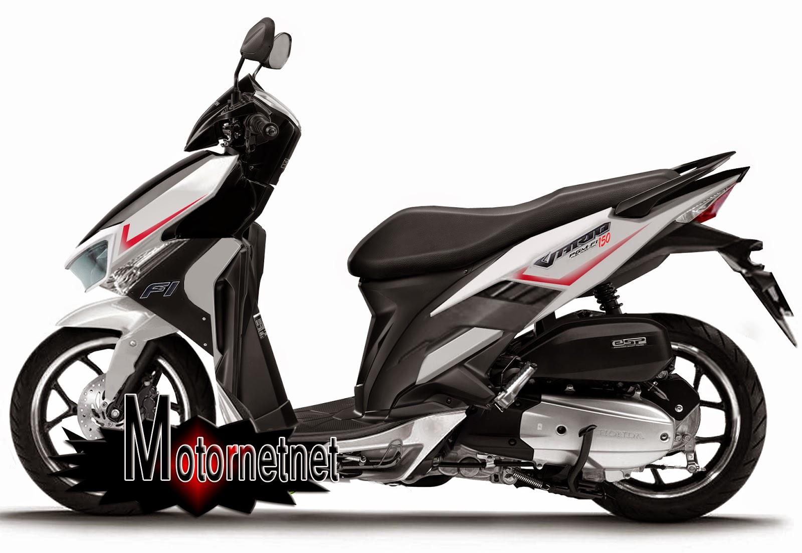Spesifikasi Dan Harga Honda Vario 150 All New Cbr 150r Victory Black Red Jepara