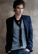 My eye candy: Ian Somerhalder .