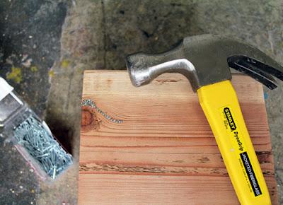 como hacer un portalapices de madera