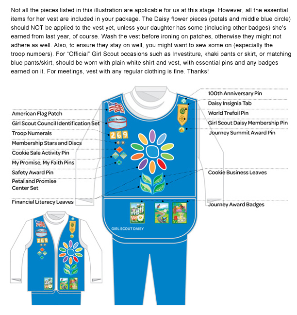 Troop Leader Mom: Getting Started with Girl Scout Daisies ...