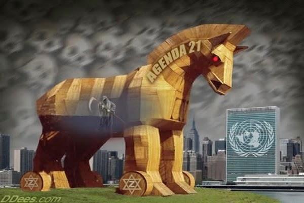 Agenda 21 = Death