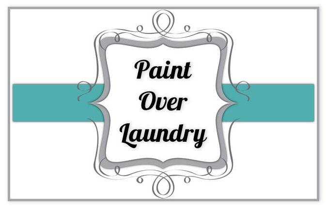 Paint Over Laundry