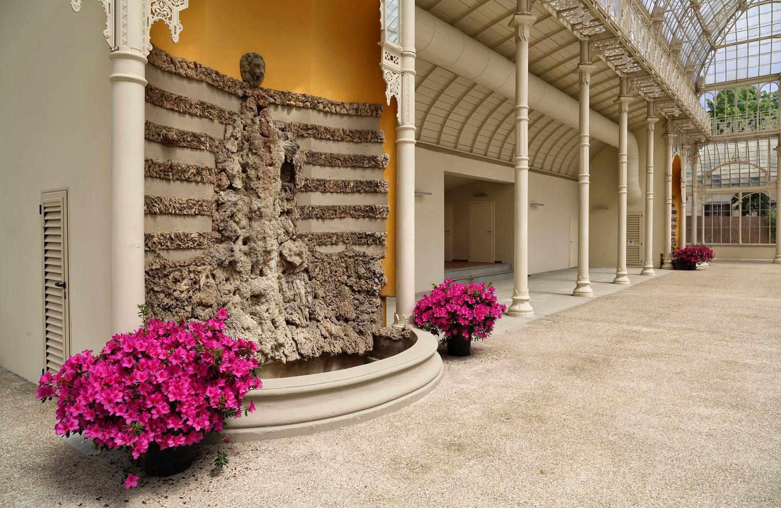 Terre incognite il tepidario del giardino dell for Giardino orticoltura firenze aperitivo