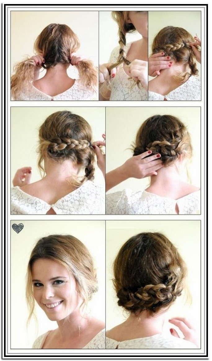 Bridal hairstyles for short hair tutorial the newest hairstyles natural hair mag solutioingenieria Image collections