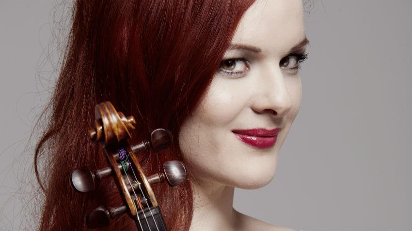 Rachel, un violino ecologico