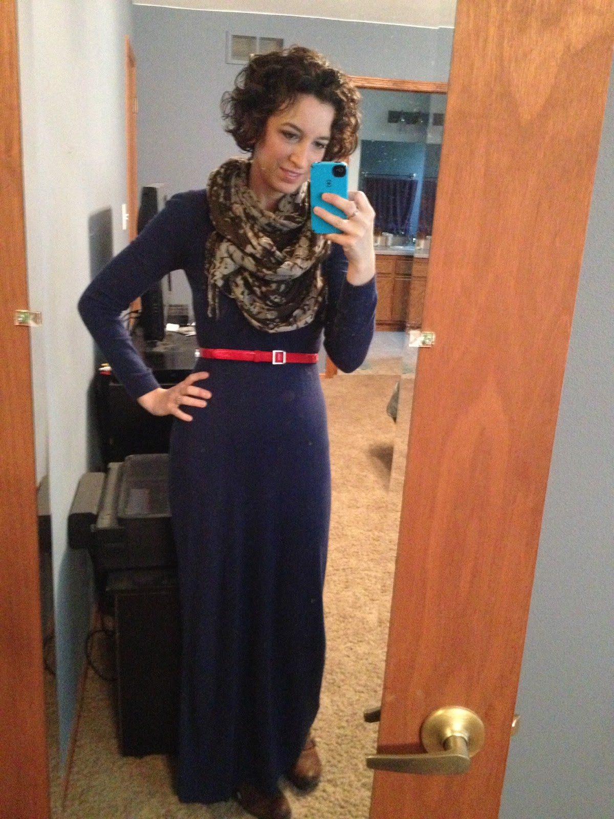 What I Wore Wednesday   Dresses! In Winter!