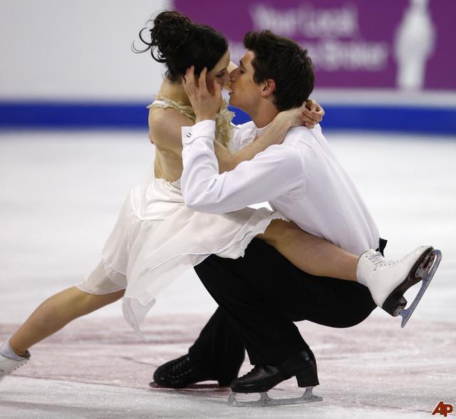 tessa and scott dating 2016 olympics