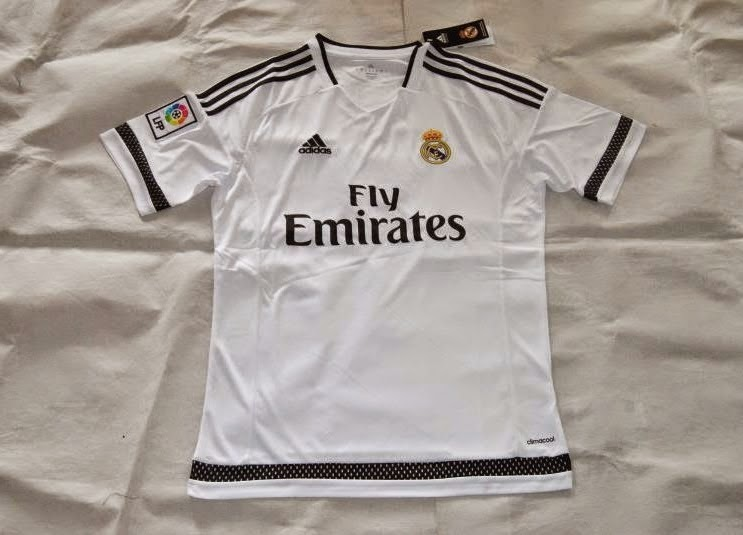New Jersey Bola Real Madrid 2015-2016