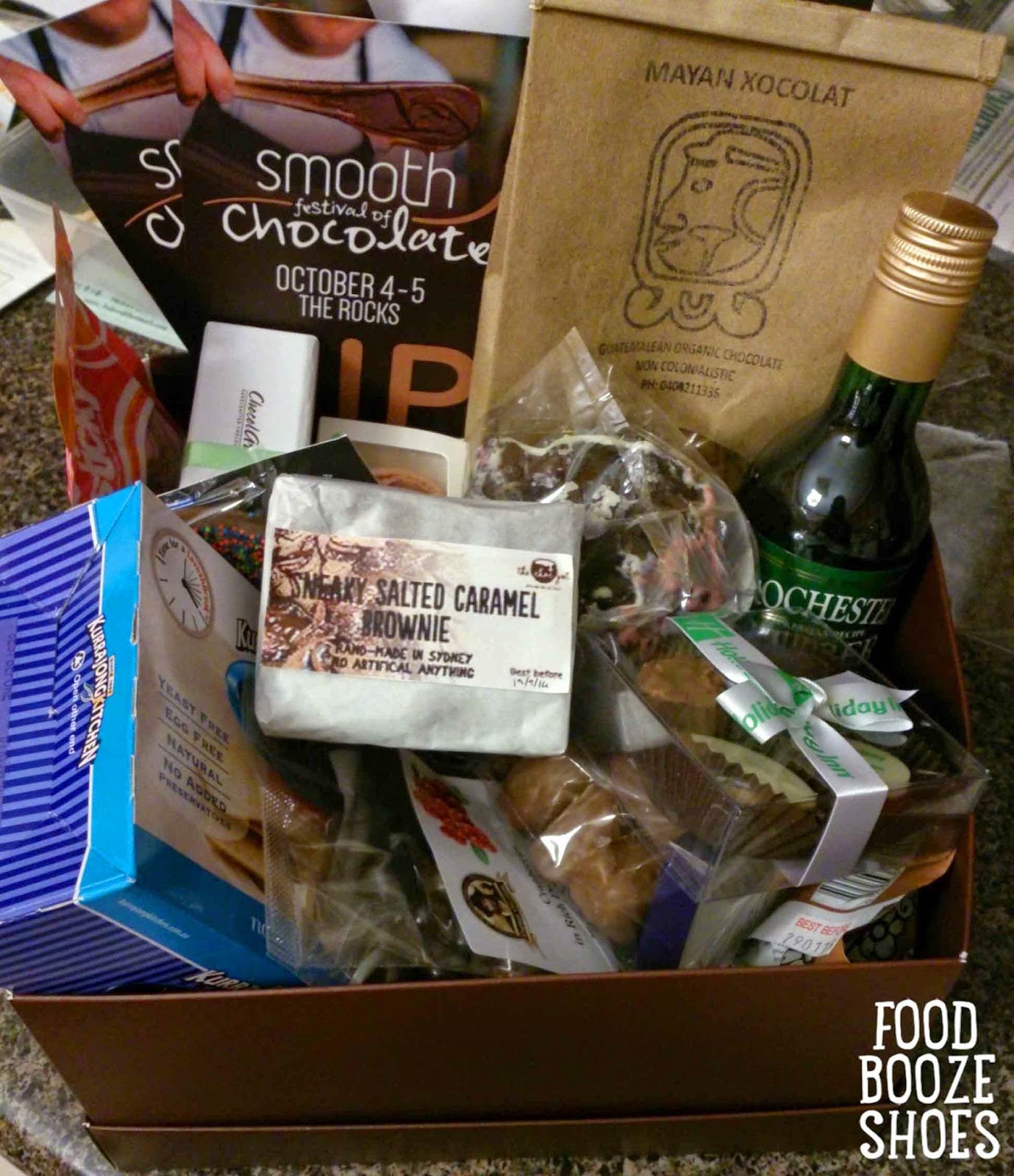 smooth festival of chocolate - next weekend