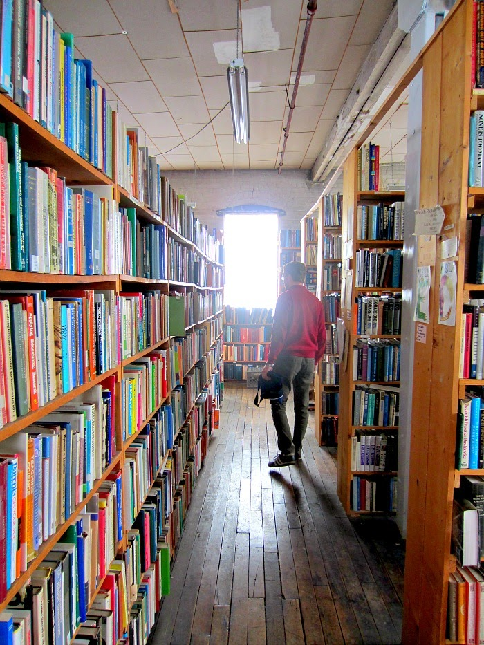 John King Bookstore   Detroit City Guide via Club Narwhal