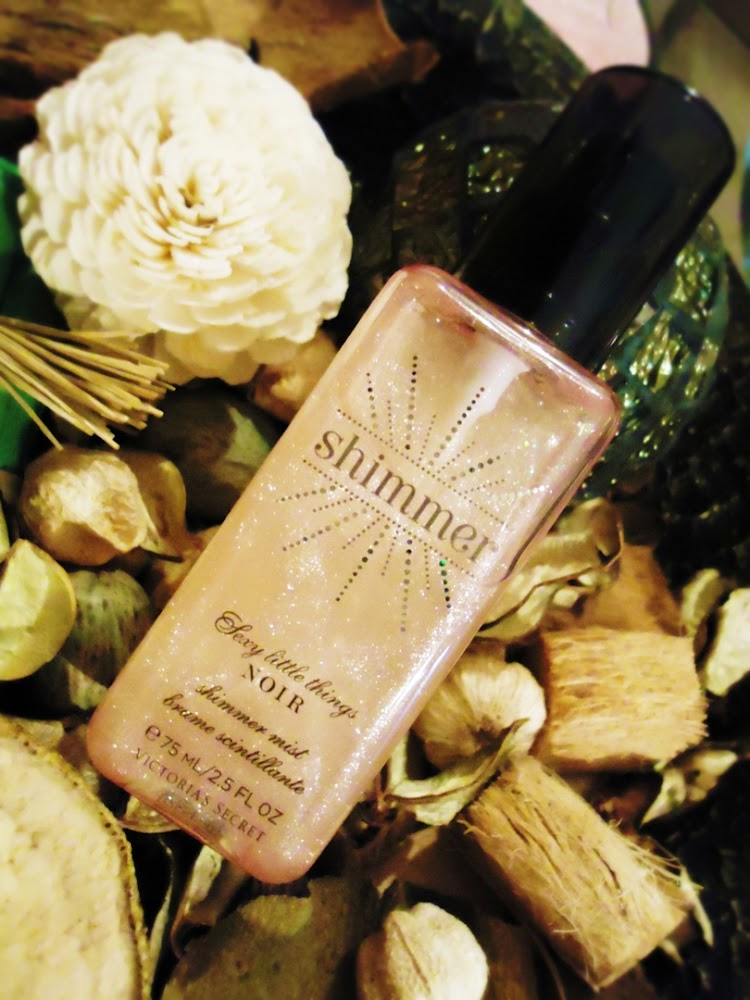 Victoria's Secret Sexy little Things Noir Shimmer Mist