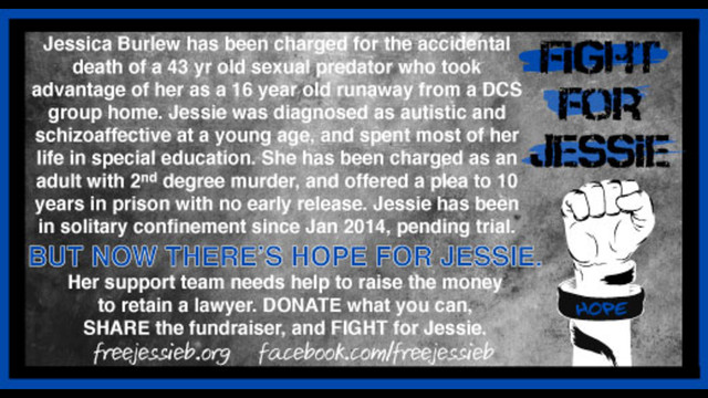 Jessica Burlew's Legal Defense Fund