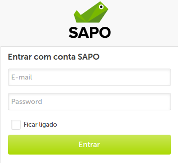 Como criar e cadastrar um email SAPO gratuitamente
