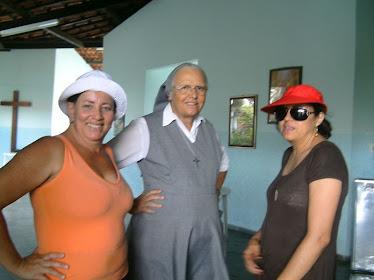 Pró Jane, Irmã Rosa e Pró Ivanete