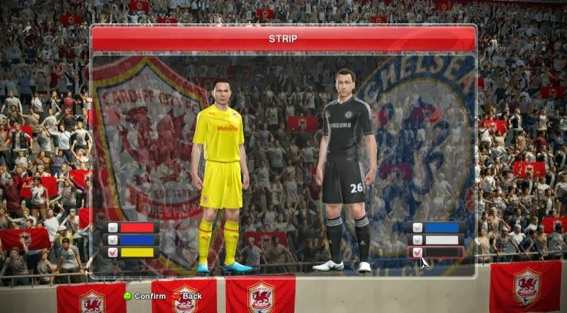 Команд Premier League (в том числе 3-е комплекты) и некоторые сборные ко