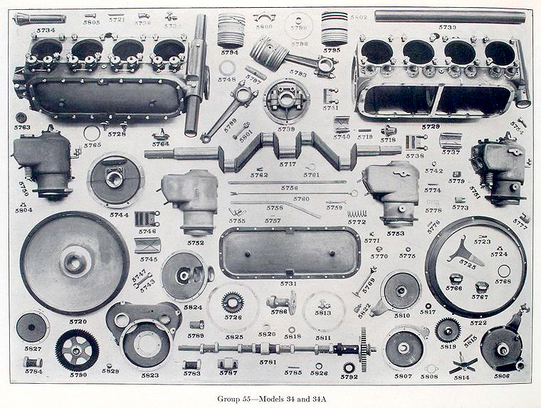 Just A Car Guy: the Rambler catalog of 1909 included pages of parts ...