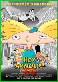 ¡Oye Arnold! La Pelicula | DVDRip Latino HD Mega 1 Link