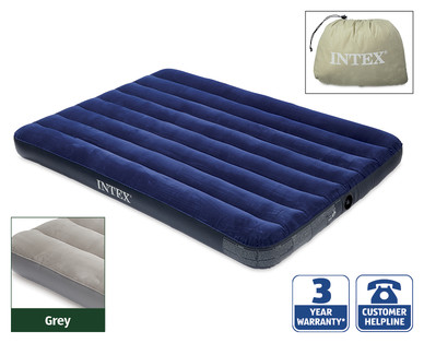 Aldi Double Airbed £12.99  sc 1 st  Me and my shadow & Me and my shadow: Camping deals with Aldi