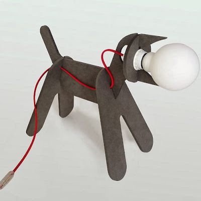 Creative and Cool Dog Lamps (15) 11